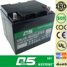 12V33AH Deep-Cycle Batterie Blei-Säure-Batterie Tiefentladungs-Batterie