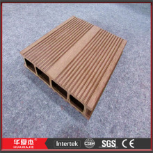 Tongue And Grooven Hollow Vinyl Decking