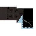 Ventilador axial industrial pequeno de 380V 200mm