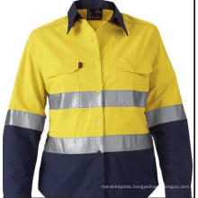 Reflective Shirt with Long Sleeve, Factory in Ningbo, China