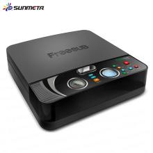 Sunmeta 2015 nueva máquina de la prensa del calor del vacío de la llegada 3D para hacer la caja del teléfono