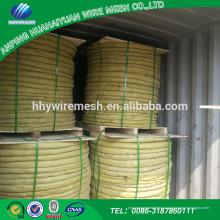 Fábrica Atacado Top qualidade preço competitivo galvanizado aço inoxidável arame farpado