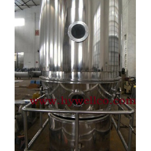 Vertical Granular Fluid Bed Dryer