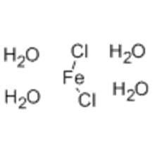 Cloreto de ferro (FeCl2), tetraidrato (8CI, 9CI) CAS 13478-10-9