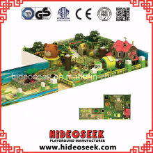 Jungle Theme Indoor Playground Solution for Sale