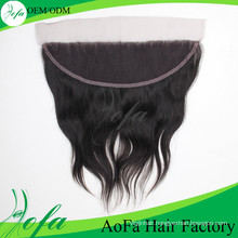 Frontal Brazilian Straight Hair, Virgin Remy Human Hair Lace Wig
