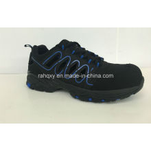 Sandal Style Cemented Safety Shoes (HQ6120502)