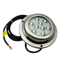 9X3 27W Stainless Steel 316 Waterproof LED Underwater Boat Light