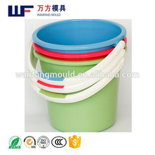 4 gallon pail mould made in Zhejiang Taizhou/15L paint bucket mould making