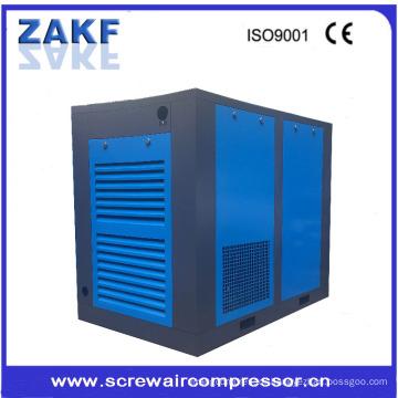 7-12bar silent screw kompresor air compressor machine used in industrial