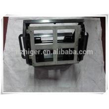 caja llevada de fundición a presión de aluminio