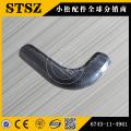 Komatsu genuine parts  PC300-7  hose 6743-11-4961