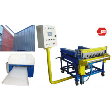 Minitype Standing Seam Roofing Forming Machine With Adjustment (KLS38-220-530)