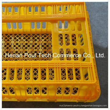 Plastic Chicken Transport Cage
