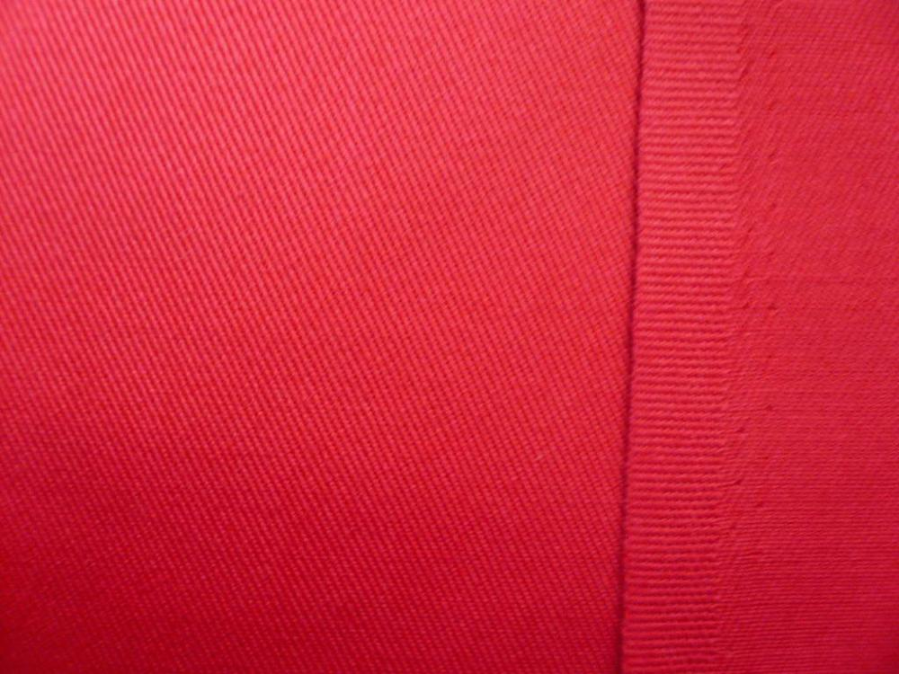 Dyed Heavy Twill Fabric of TC 300Gsm