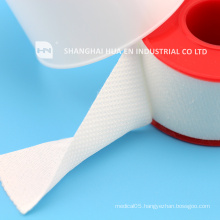 High Quality medical disposable cotton Zinc Oxide Plaster Tape