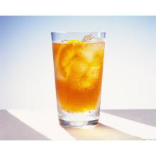 Cristalería de Soda, Vaso de Cristal Cristalizado Usado con Té de Café con Jugo