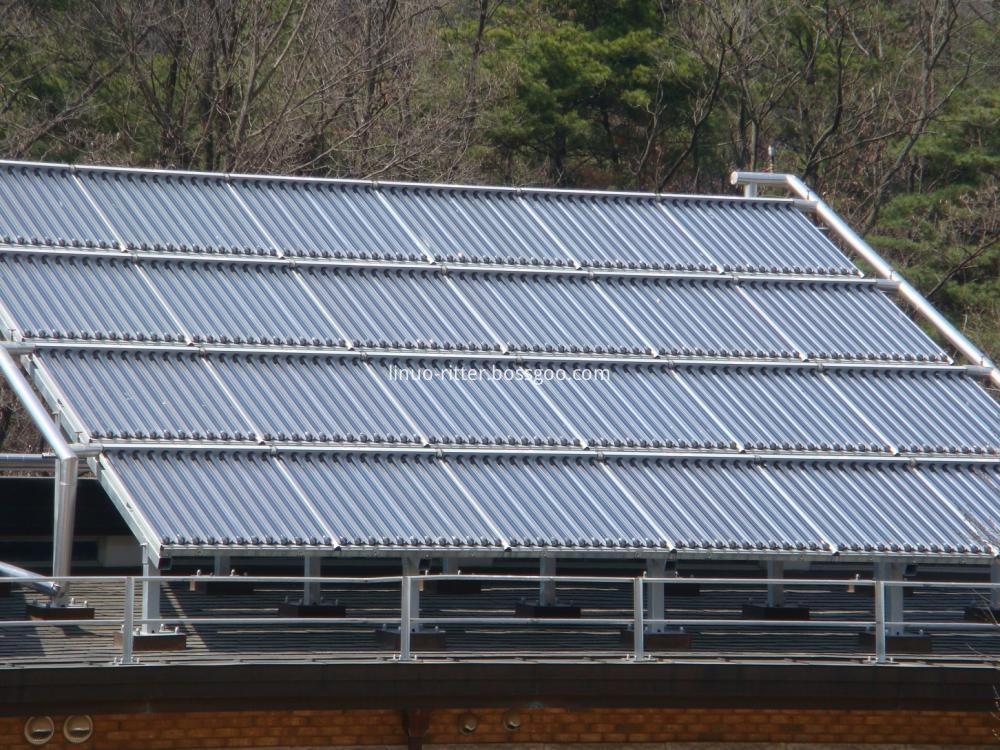 CPC Reflector Solar Collector