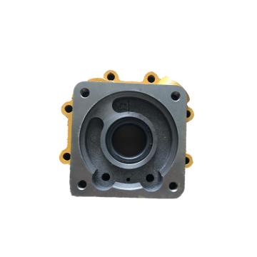 Gear pump of wheel loader
