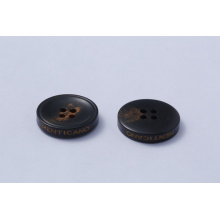 Natural horn buttons for sweaters