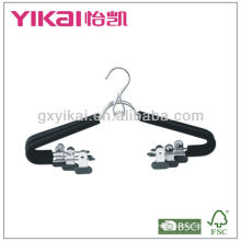 EVA Foam Metal Hanger with clips & PVC coated for skirt
