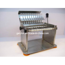 Stainless Steel Manual Sausage Slicer (GRT-HSS18)
