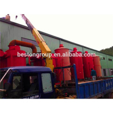 Hot !!! Customized best selling solid industrial waste incinerator
