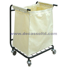 Oxford Cloth Housekeeping Cart (DD27)
