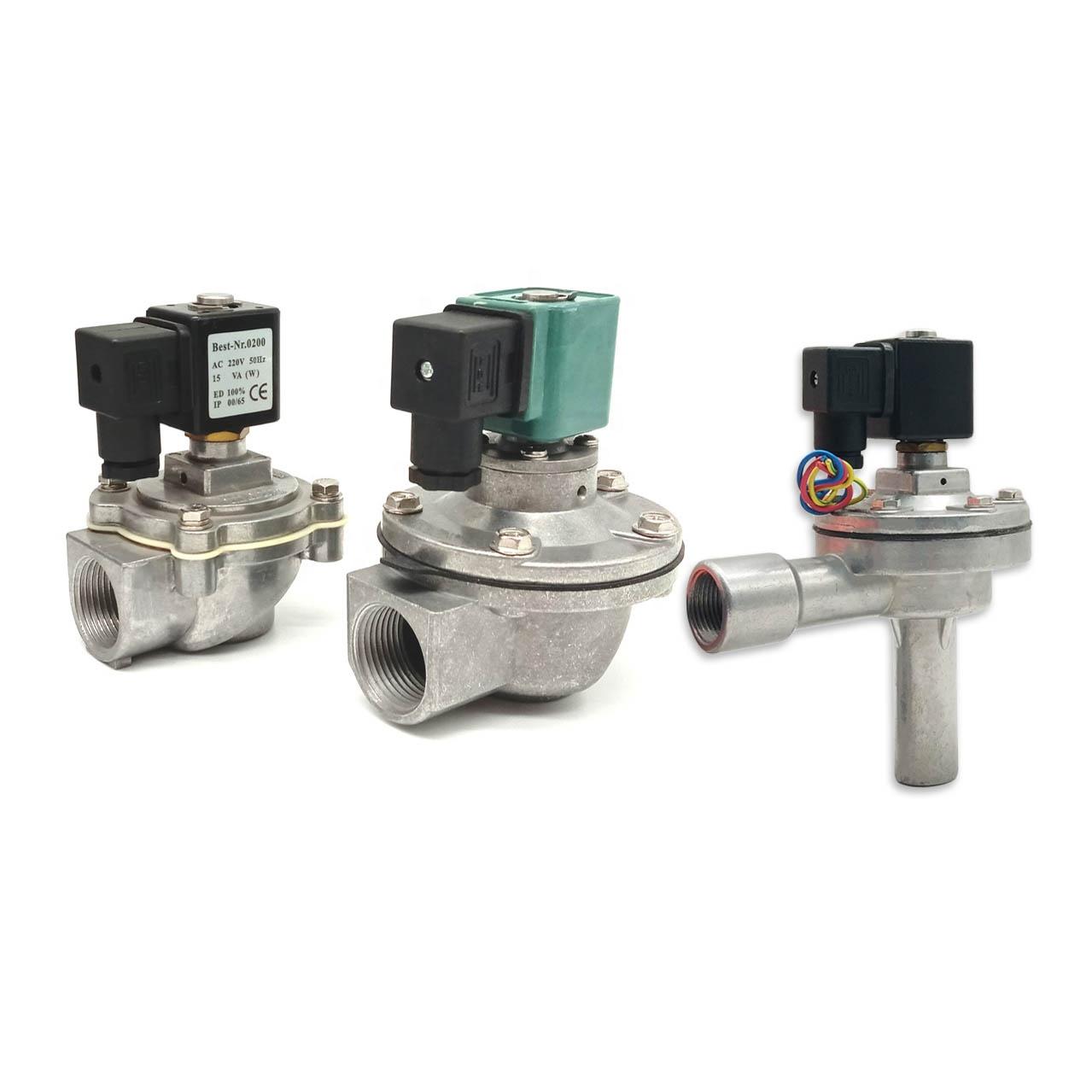 dust collector valve