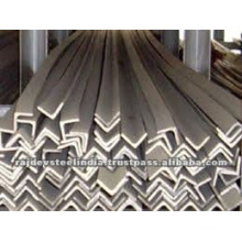 stainless steel angle iron sizes