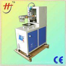 Única cor balão automático máquina de impressão de tela redonda sobre as vendas