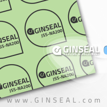 Compressed non asbestos sheet