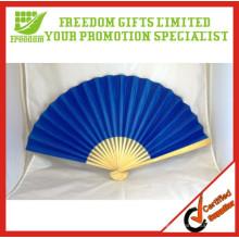 Ventilateur à main en papier personnalisé promotionnel