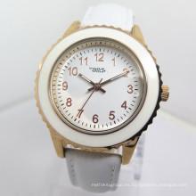 Reloj de la manera del nuevo estilo de la aleación de las mujeres Reloj caliente barato de la manera (HL-CD039)