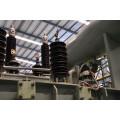 66kv Chine Transformateur de puissance de distribution du fabricant