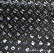 1060 Aluminium Checkered Coil with 5 Strips