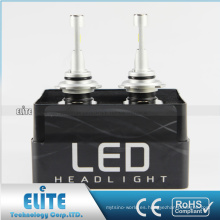 Piezas de automóvil H1 H3 H7 H8 H10 H11 4200lm haz blanco más pequeño que conduce bulbos de la linterna