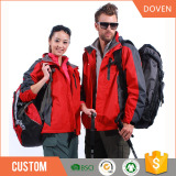 custom Polyester/Nylon/cotton180-350gsm jacket unisex