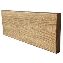 Waterproof wood composite boat rubber flooring