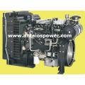 Motor de gas natural refrigerado por agua 1004ng