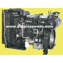 Motor a gás natural refrigerado a água 1004ng