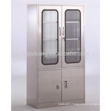Stainless steel appliance cupboard