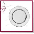 4′′ Metal Plate by Mejorsub
