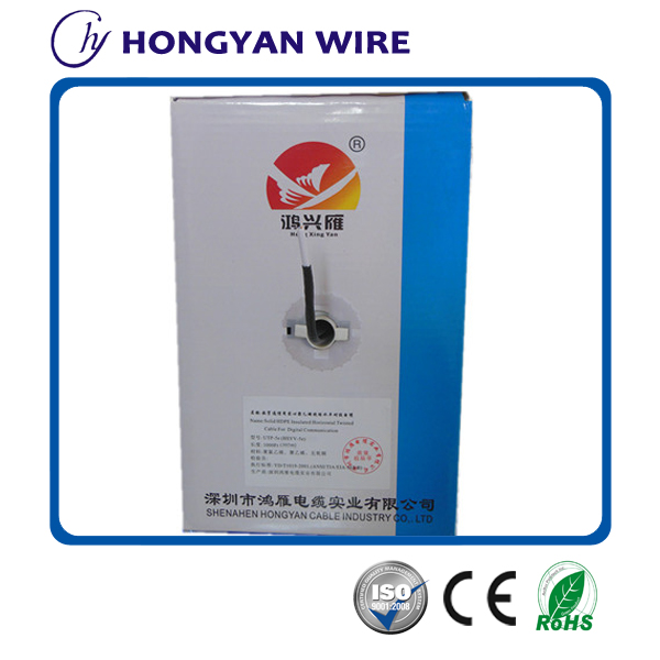 24AWG Cat 5E FTP Network Cables