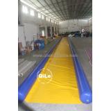Inflatable Slip N Slide With Water Pump Slide
