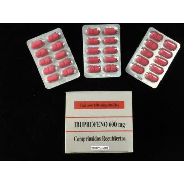 Ibuprofeno tableta 600mg de BP