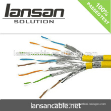 LANSAN Cable de red de la prueba cat7 de la prueba de la alta calidad