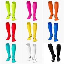 Sport Cycling Socks Elasticity Men Women Socks Breathable Quick-Drying Running Stockings Gradient Compression Socks
