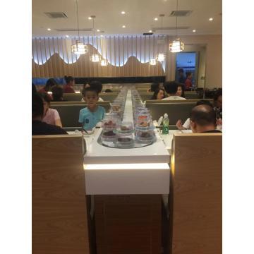 Customized Customer Needs  Rotary Sushi Conveyor Belt