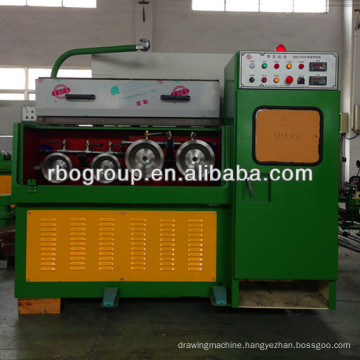 24WDS(0.1-0.6) Horizontal type copper fine wire drawing machine